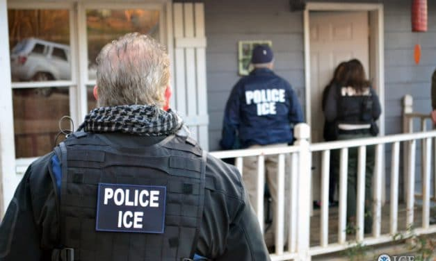 KNOW YOUR RIGHTS: WHAT TO DO IF ICE IMMIGRATION AGENTS ARE AT YOUR DOOR