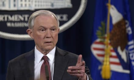 Attorney General Jeff Sessions Delivers Remarks Announcing the Department of Justice's Renewed Commitment to Criminal Immigration Enforcement