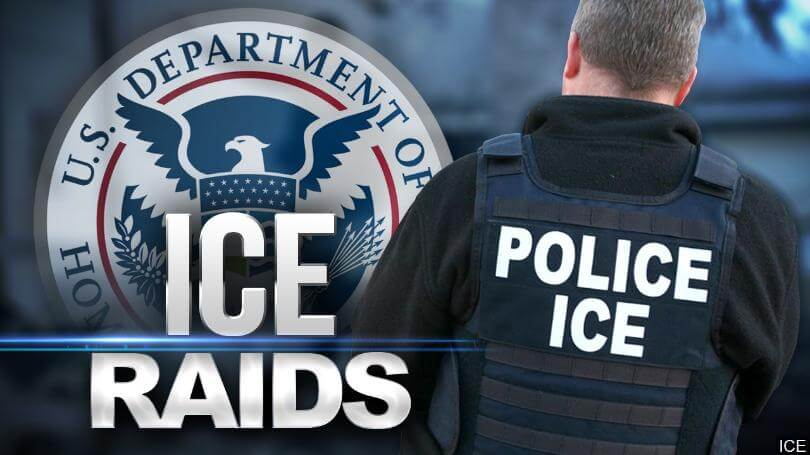 Immigration Raids Response Management